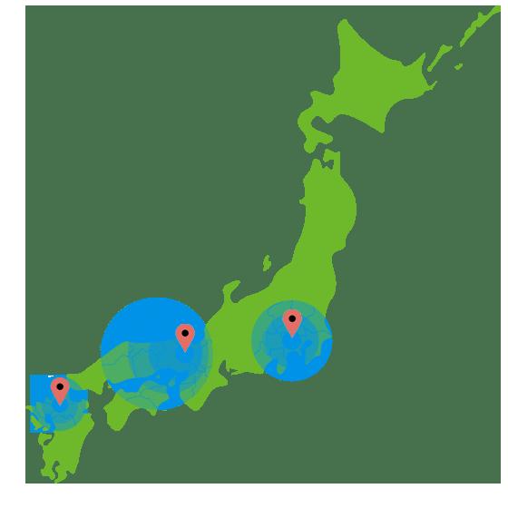 東京・神奈川・埼玉を中心とした害虫駆除・鳥獣対策は808シティにお任せください